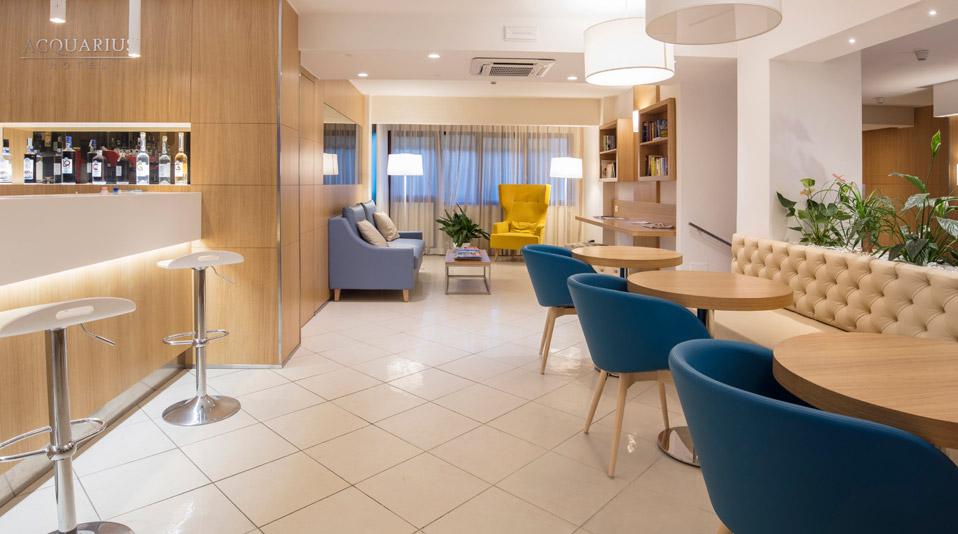 Arredamento hotel acquarius isola d 39 elba for Arredamento hotel usato
