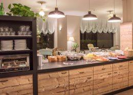 Foto arredi ristorante Hotel Mirage