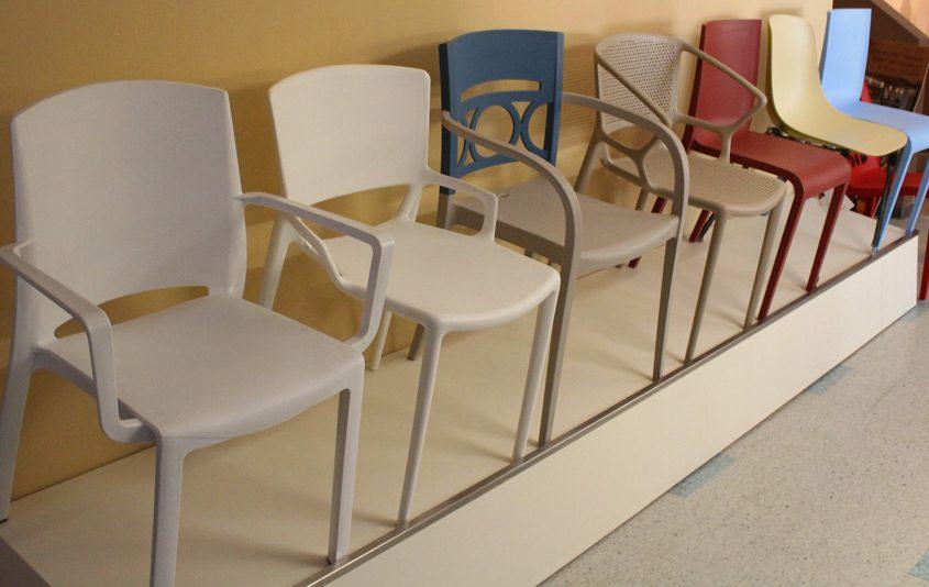 sedie usate per locali