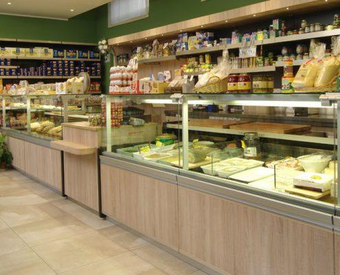 Arredamenti per gastronomie alimentari e panifici for Arredamento alimentari usato